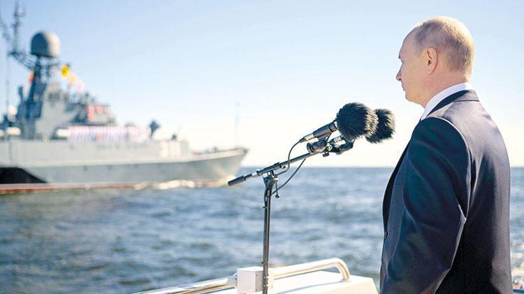 Putin Sudan'da deniz üssü kuruyor