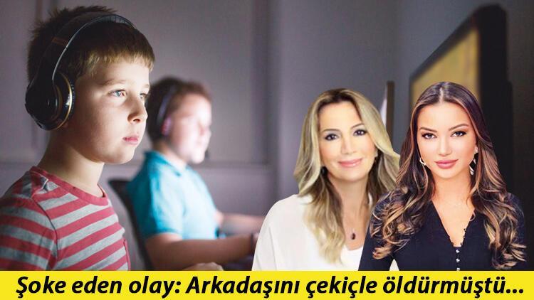 Cinayet Türkiye'yi şoke etmişti... Öldüren oyun! Anneler babalar dikkat...