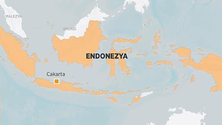 Endonezya'da heyelan: 5 ölü
