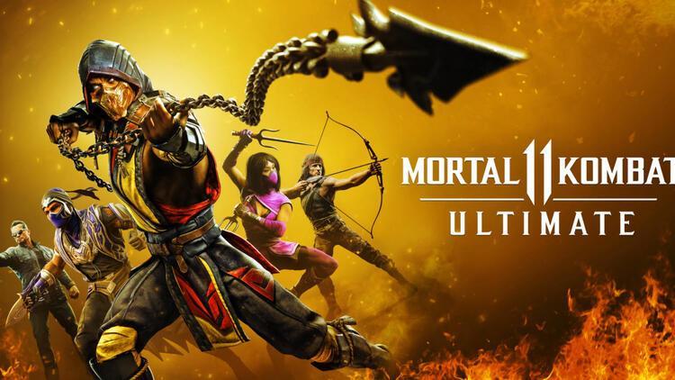 Mortal Kombat 11 Ultimate satışa çıktı