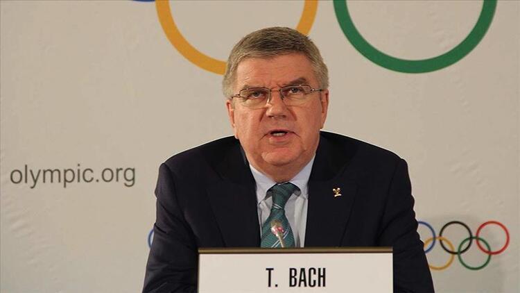 Son dakika   Uluslararası Olimpiyat Komitesi Başkanı açıkladı! Tokyo'da seyirci olacak mı?