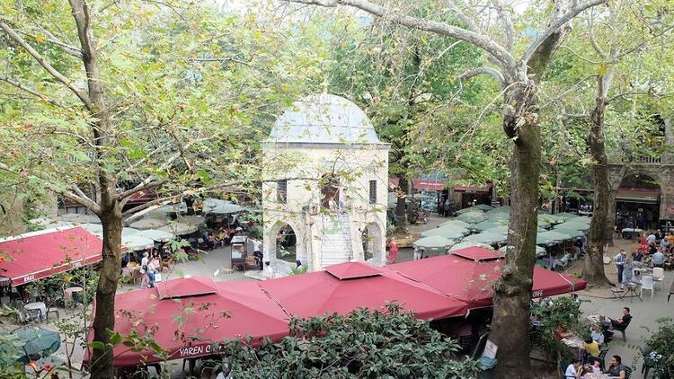 Evliya Çelebi'nin 'Ruhaniyetli Şehir' dediği adres: Bursa