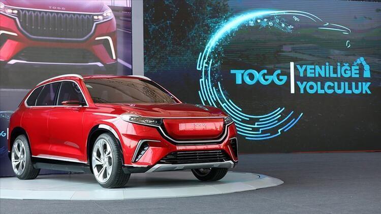 TOGG teknolojisi MÜSİAD Expo Fuarı'nda katılımcılarla buluştu
