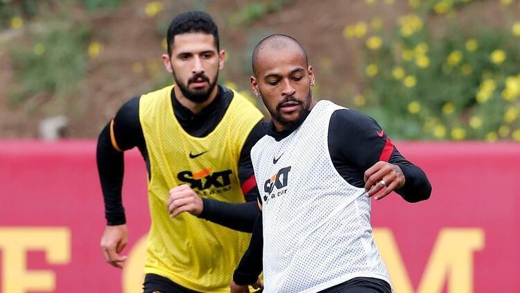 Galatasaray'da Kayserispor hazırlıkları! Luyindama ve Falcao'nun son durumu...