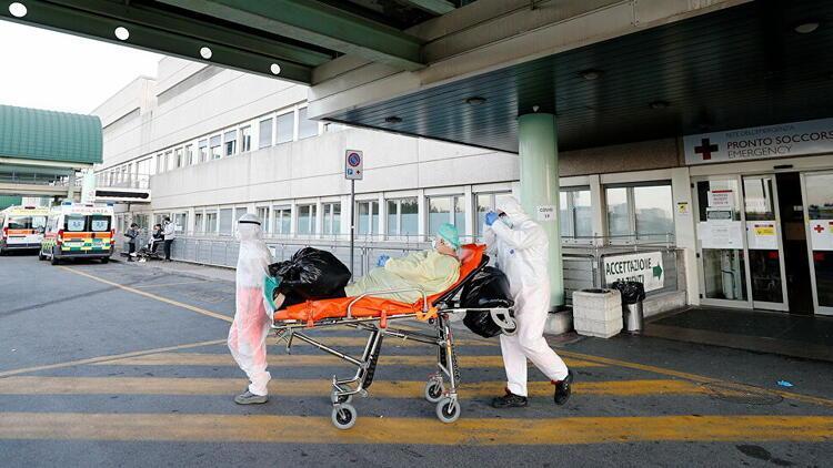 Son dakika haberi: İtalya'da koronavirüs kâbusu! Ölü sayısı artmaya devam ediyor