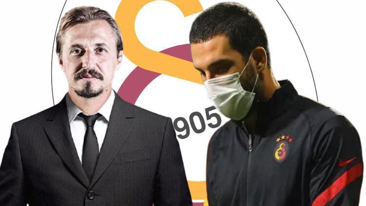 """Son Dakika Haberi   Ayhan Akman: """"Arda Turan'ın ateşi 39'lara çıkıyormuş"""""""