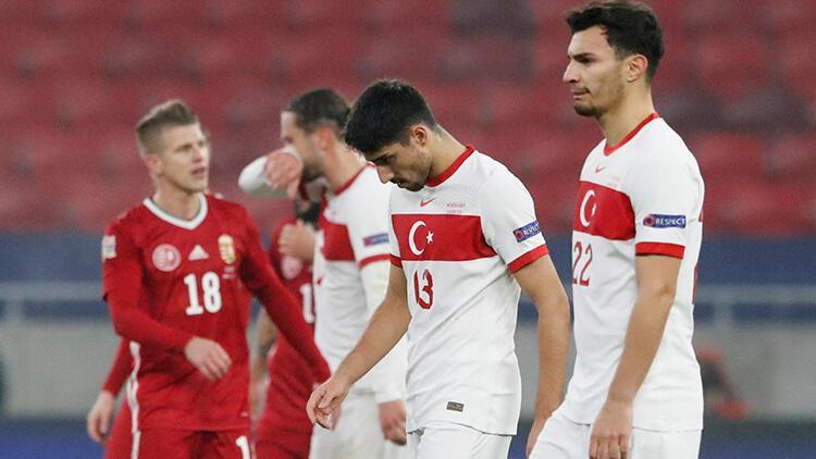 Son Dakika Haberi   A Milli Takım, UEFA Uluslar Ligi'nde C Ligi'ne düştü! Macaristan zirveyi kaptı