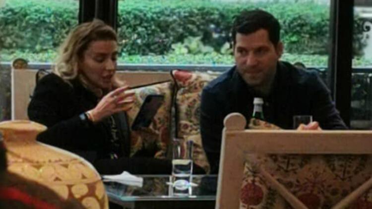 Özge Ulusoy ve sevgilisi Faruk Çolakoğlu kahvaltıda