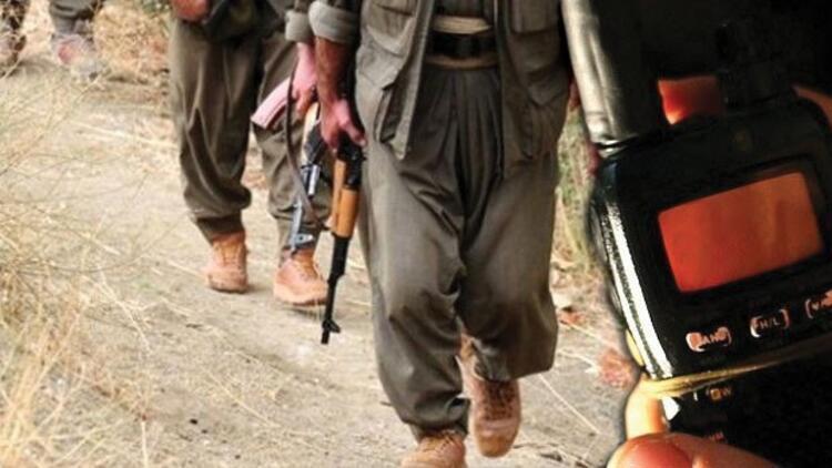 Son dakika... Terör örgütü PKK'daki çözülme telsiz konuşmalarına yansıdı! Teröristler talimat almamaya başladı