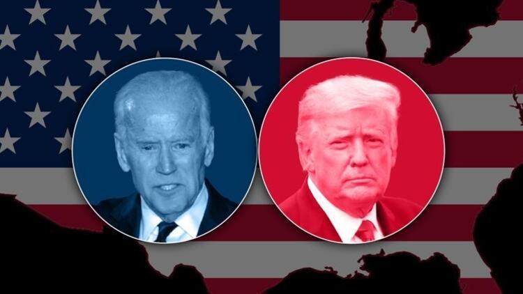 ABD'de ilginç seçim anketi: Biden'ın zaferine değil Trump'ın yenilgisine sevindiler