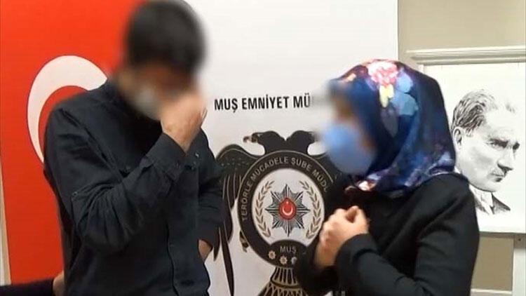 PKK'dan kaçan teröristler, duydukları pişmanlığı anlatıp itiraf ettiler!