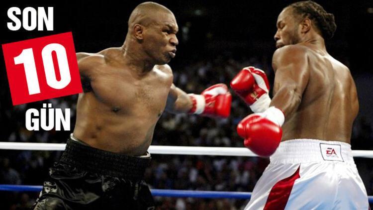 Mike Tyson efsanesi geri dönüyor!