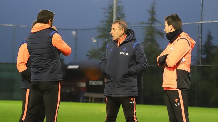 Trabzonspor'un 57 günlük kazanamama serisi Abdullah Avcı ile son bulacak mı?