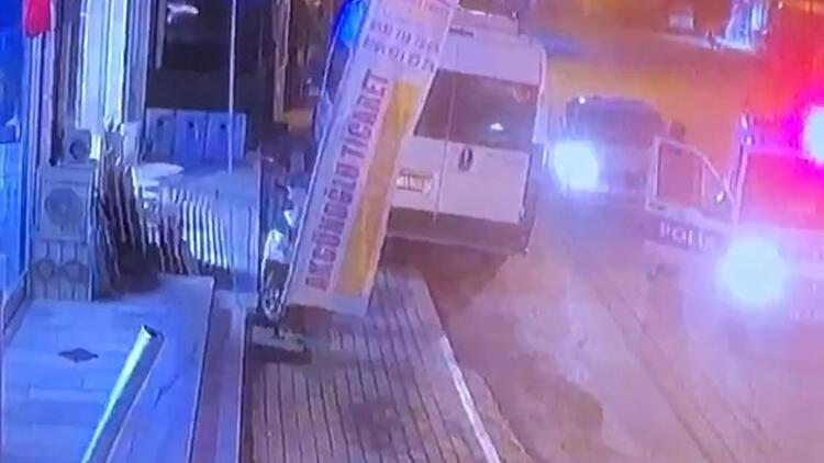 İstanbul'da Suriye uyruklu kişiyi kaçıranları çalıntı plaka ele verdi