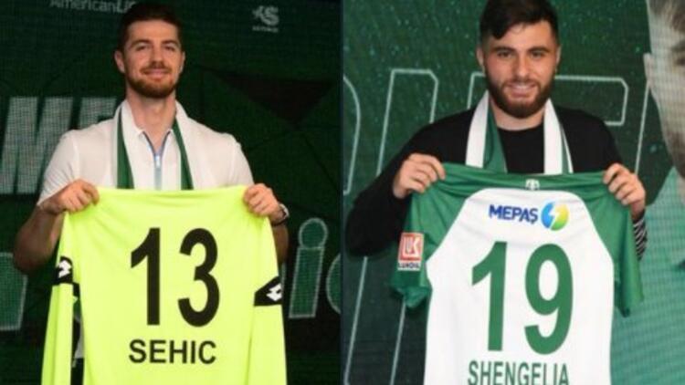 Son dakika | Konyaspor'da Sehic ve Shengelia koronavirüse yakalandı!