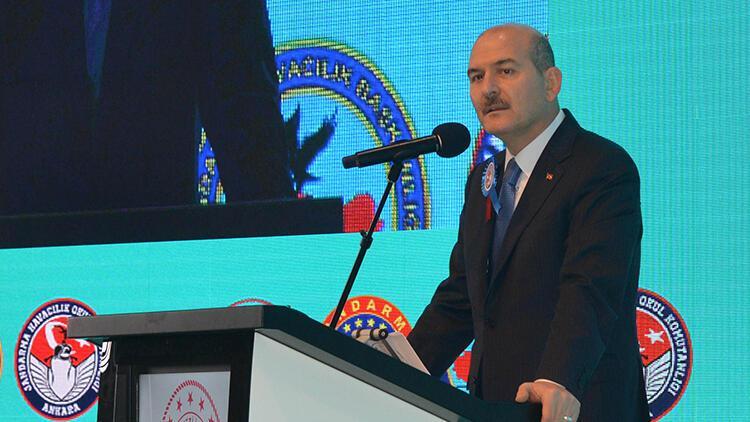 Son dakika haberler: İçişleri Bakanı Soylu'dan flaş açıklamalar