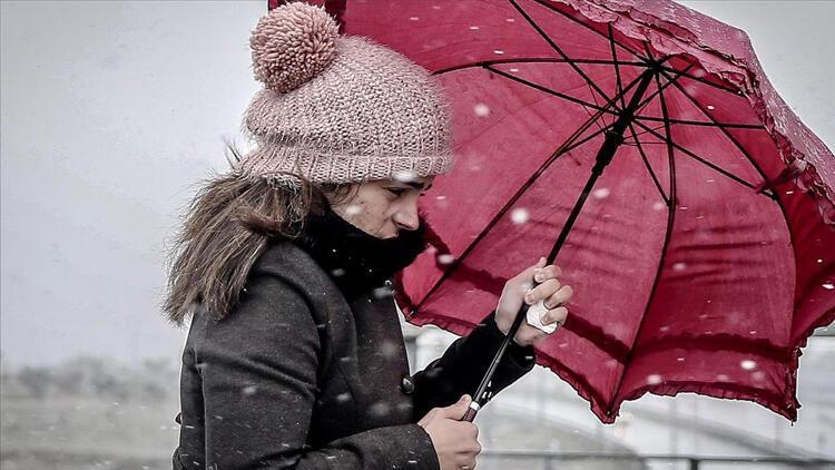 Hava bugün nasıl olacak? 20 Kasım MGM il il hava durumu tahminleri: O illere kar, fırtına ve yağış uyarısı