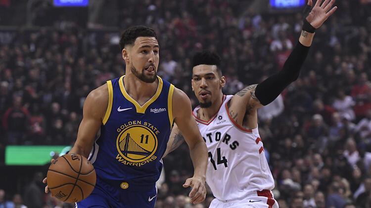Son Dakika Haberi | NBA ekibi Warriors'ta sakatlanan Klay Thompson, gelecek sezon forma giyemeyecek