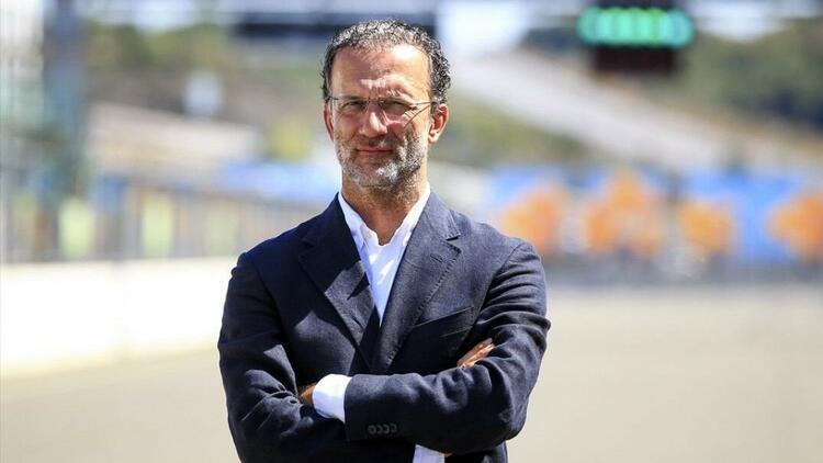 Intercity Yönetim Kurulu Başkanı Vural Ak: 'Şampanyayı biz versek, F1 yönetimi engellerdi'
