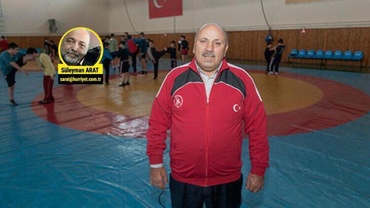 Türk güreşinin efsane isimlerinden Reşit Karabacak vefat etti