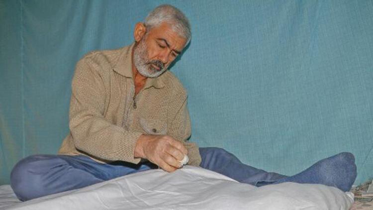 Suriye'de öğretim görevlisiydi, Mardin'de yorgancı oldu
