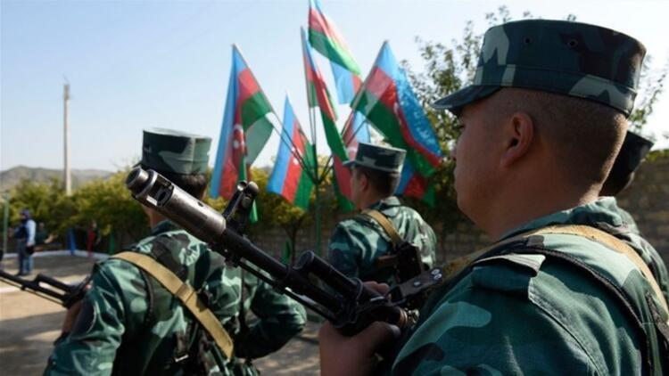 MSB: Azerbaycan ordusu Ağdam'a girdi