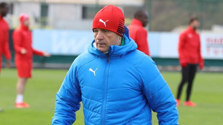Sivasspor, Fatih Karagümrük maçına hazır!