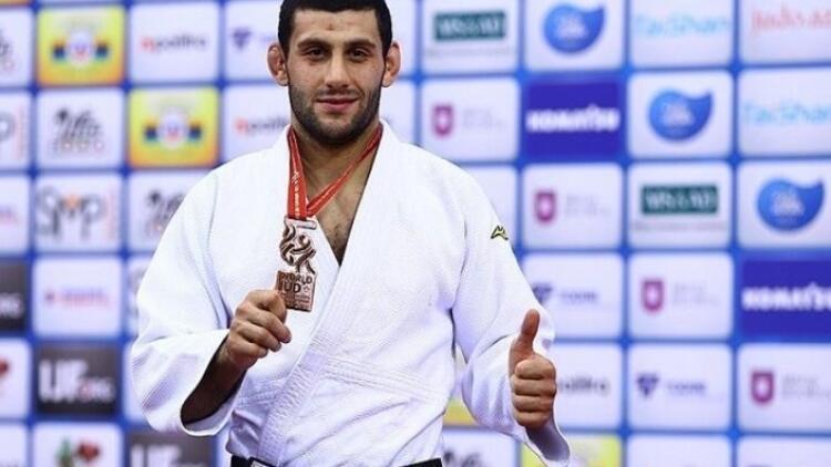 Avrupa Judo Şampiyonası'nda Vedat Albayrak 7. oldu