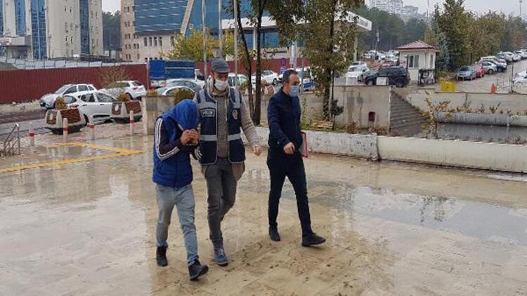 Elazığ'da 13 suç kaydı olan hırsızlık şüphelisine tutuklama