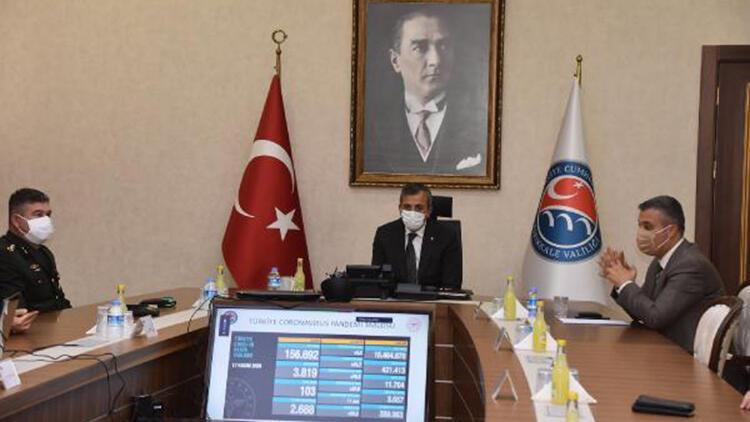 Kırıkkale'de koronavirüs hastaları, elektronik bileklik ile takip edilecek