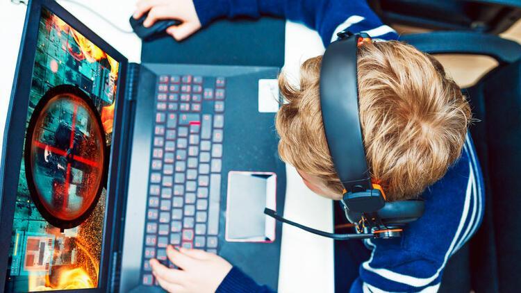 İnternetteki oyunlarda çocukları bekleyen tehlike