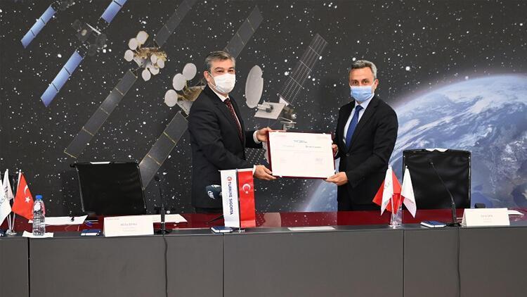 Türkiye Sigorta 3 uyduyu güvenceye aldı