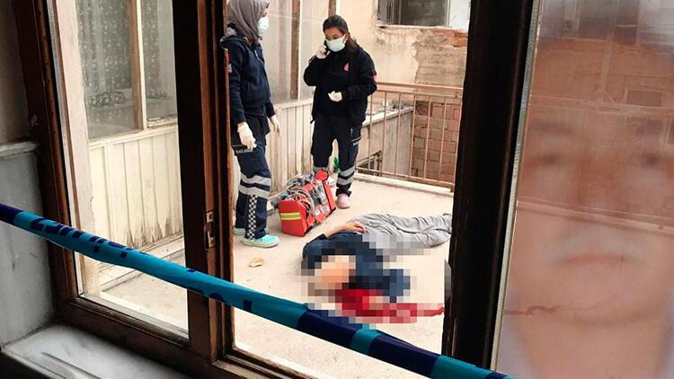 Son dakika haberler: Konya'da kan donduran olay! Apartman boşluğunda bulundu