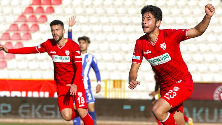 Beypiliç Boluspor 2 - 0 Ankaraspor