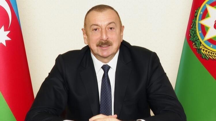 Aliyev: Türkiye ve Rusya'nın ortaklığından mutluyuz