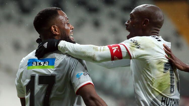 Son Dakika Haberi | Muhteşem ikili Beşiktaş'ı sırtlıyor!