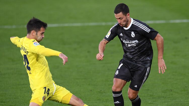 Villarreal: 1- Real Madrid: 1