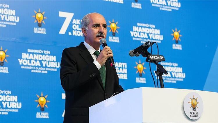 Kurtulmuş: AK Parti'nin reform iradesi sahici, ciddi, kalıcı, samimi ve güçlüdür