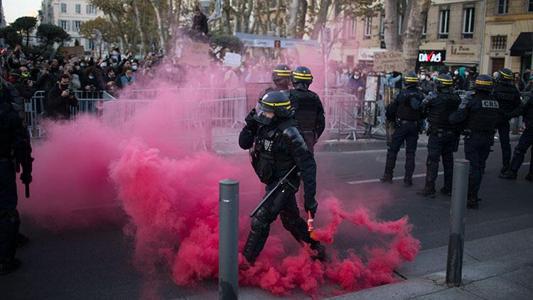Fransa'da kriz büyüyor, gerginlik had safhada! 'Macron bizi korumuyor'