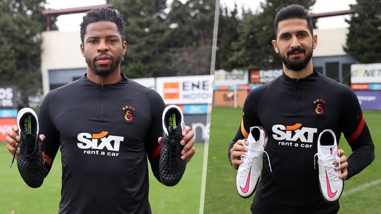 Son Dakika Haberi | Galatasaraylı futbolcular DMD'ye dikkat çekti