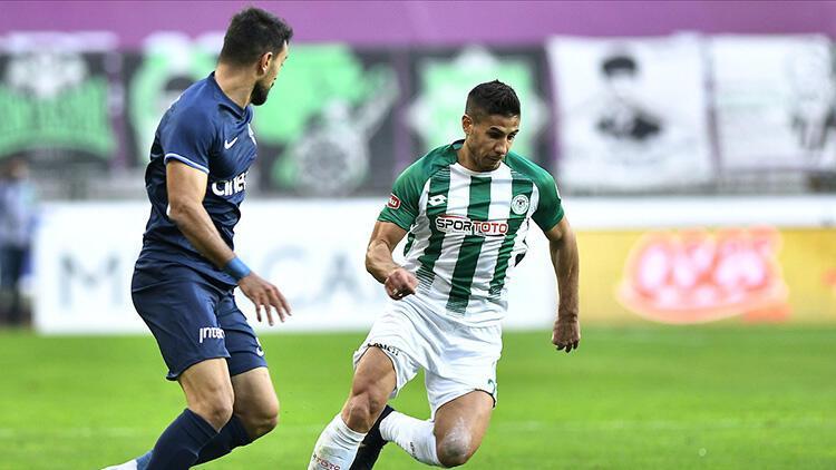 Konyaspor 2-1 Kasımpaşa (Maçın özeti)
