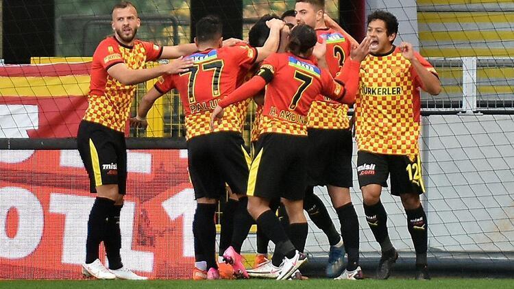 Göztepe 3-1 Ankaragücü (Maçın özeti)