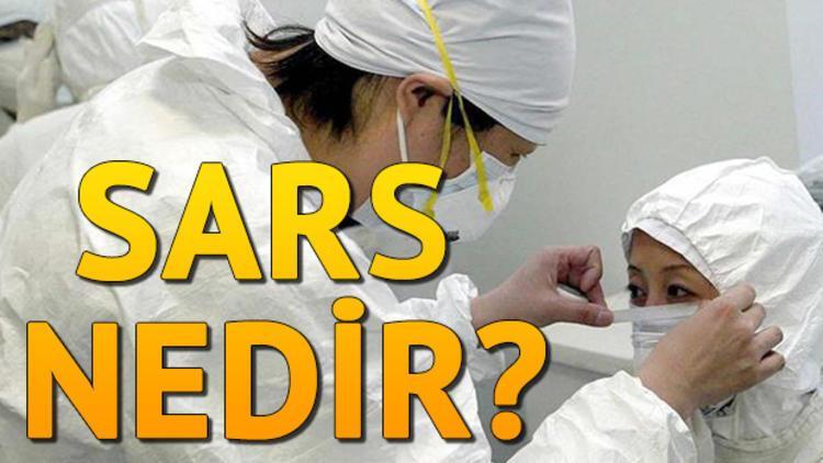 Çin SARS virüsü nedir, nasıl bulaşır? İşte SARS virüsü hakkında bilgi!