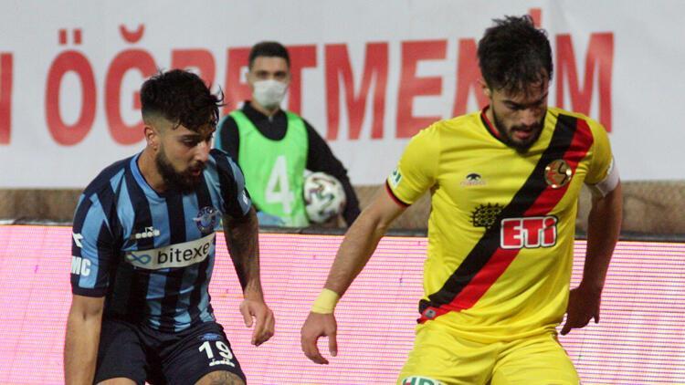 Eskişehirspor bu sezon ligde henüz maç kazanamadı
