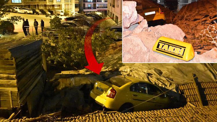 Başkent'te şaşkına çeviren görüntü! Kimse ne olduğunu anlamadı