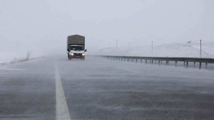Son dakika... Meteoroloji'den buzlanma ve don uyarısı