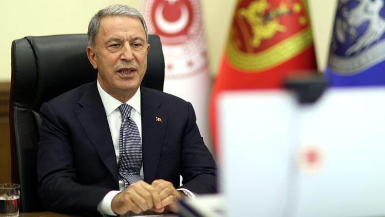 Bakan Akar'danTürkiye ve ABD ilişkileri ile ilgili dikkat çeken açıklamalar