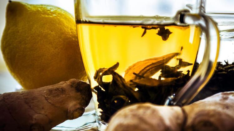 Şifa niyetine: Ihlamurlu zencefı̇l çayı