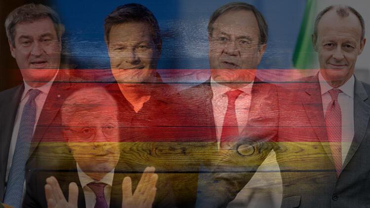 Almanya'da başbakan adayı arayışı