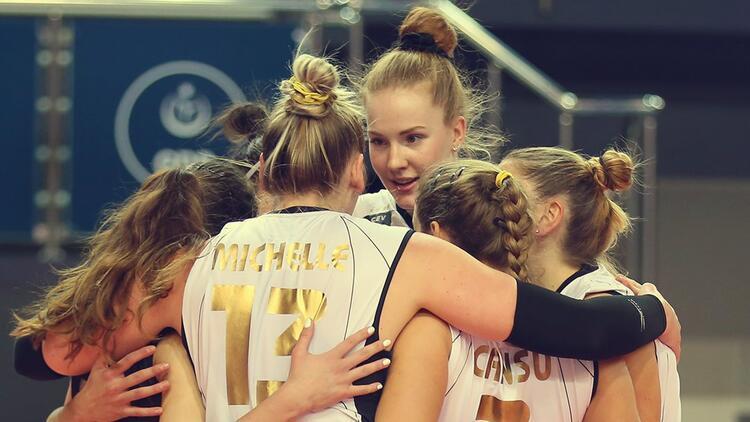 VakıfBank'ın CEV Şampiyonlar Ligi serüveni yarın başlıyor!
